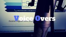 Portuguese voice overs