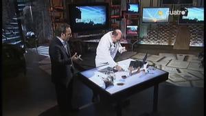 Une émission espagnole analyse les filaments qui tombent du ciel !