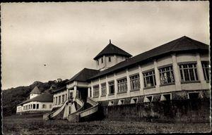 Hôtel des Chargeurs / Hôtel du Fouta / Hôtel SIB à Dalaba