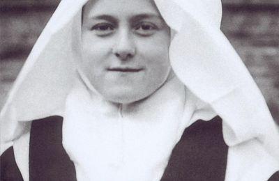 """23 Septembre: neuvaine de Sainte Thérèse de l'Enfant Jésus. """" Tout est grâces!"""""""