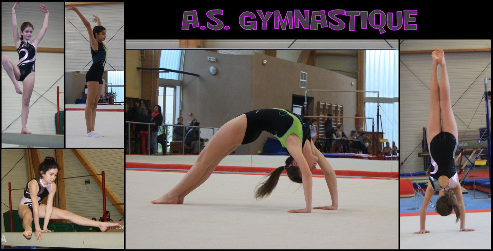GYMNASTIQUE DISTRICT-1 2013/2014