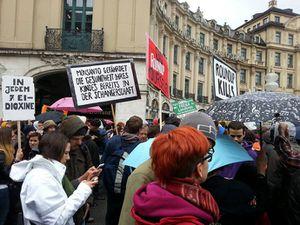 La marche mondial qui défie la domination de Monsanto