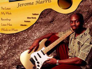 jerome harris, un ancien bassiste de sonny rollins qui s'illustre désormais avec le groupe jack dejohnette