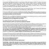 Taha Bouhafs doit être libéré - Le blog de la section d'Hénin-Beaumont du Parti Communiste Français