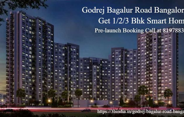 Luxury living with the promise of Godrej's Quality