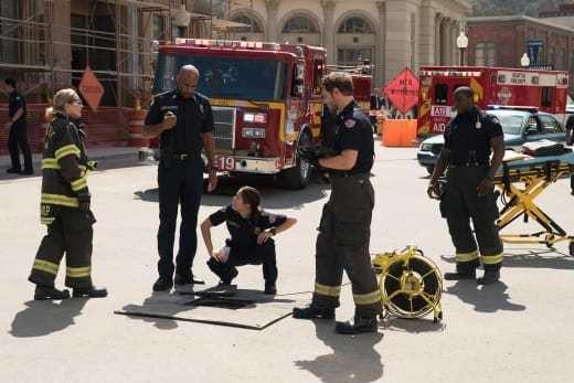 Critiques Séries : Station 19. Saison 2. Episode 2.