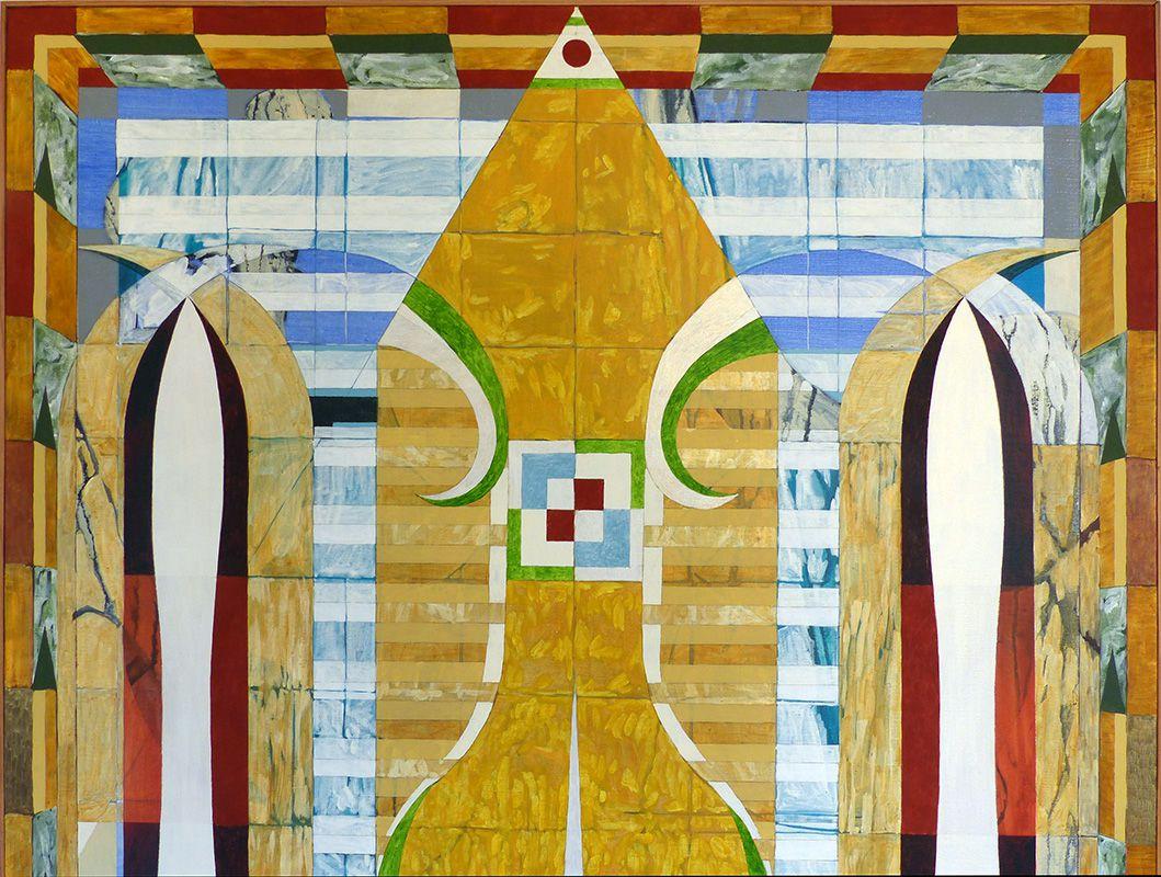 Yves Desvaux Veeska - Peinture, exercices spirituels