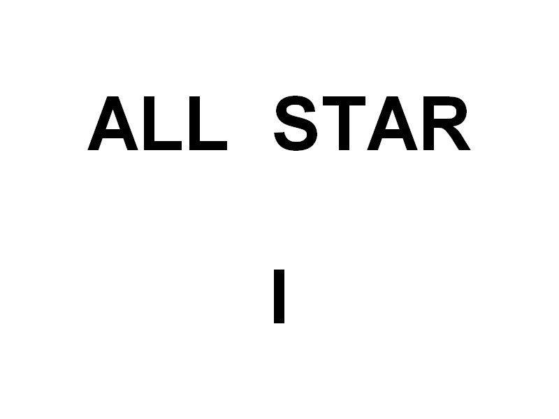 ALL STAR I , au mouillage dans le golfe de saint Tropez le 19 aout 2019