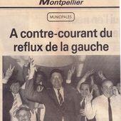 Georges Fréche & les Ministère ...! - MONTPELLIER MÉTROPOLE ÉCOLOGIE