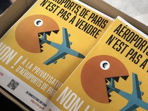 Actions sur Orly Ouest