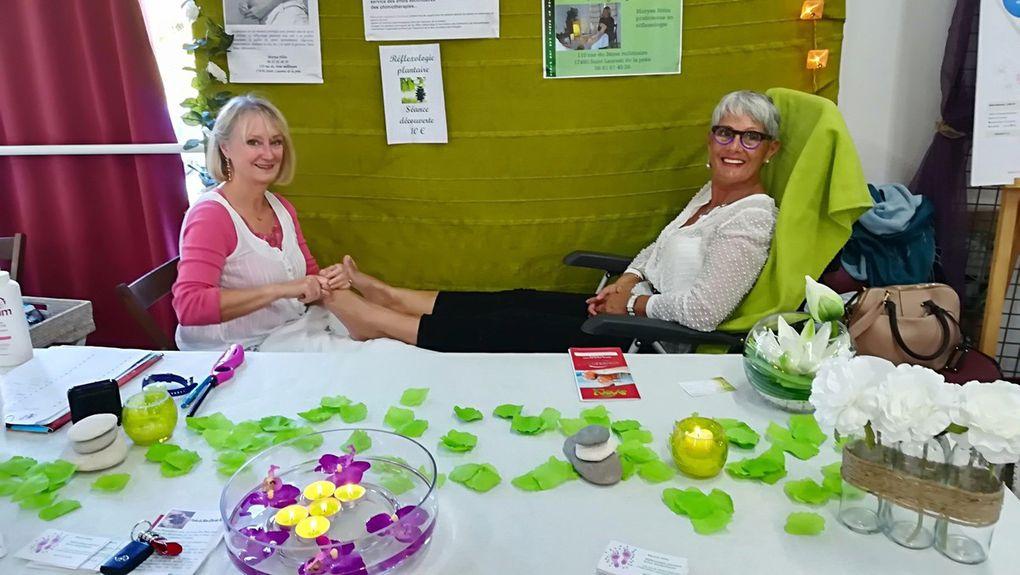 Salon du bien-être des 7 et 8 octobre