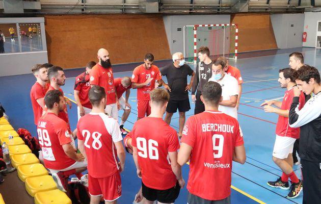 Vénissieux Handball entame son championnat