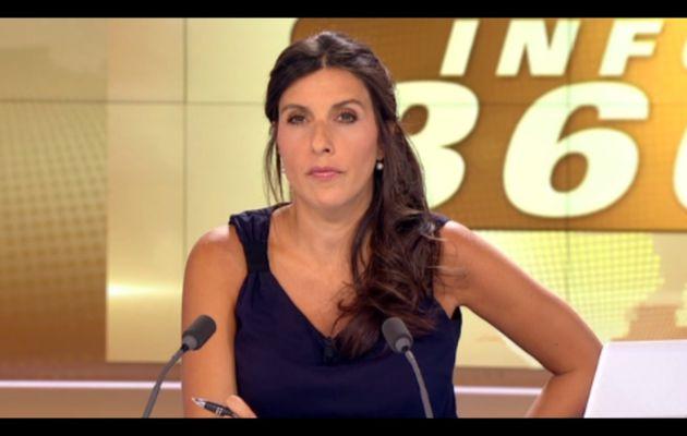 [2012 09 03] NATHALIE LÉVY - BFM TV - INFO 360 @21H00