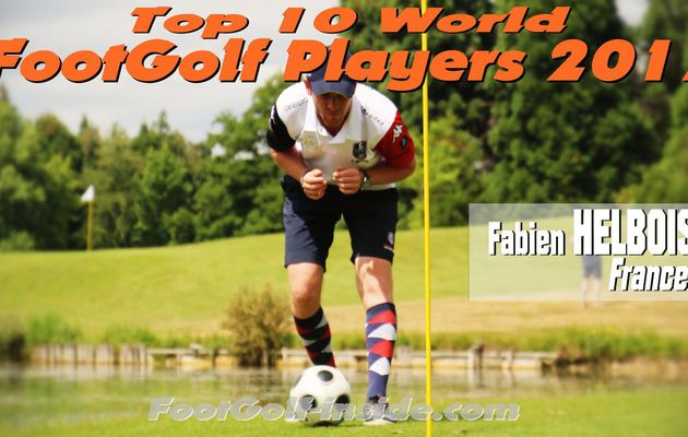 Top 10 players 2017 : Fabien HELBOIS