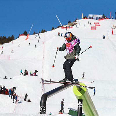 Coupe du monde FIS ski slopestyle à Font-Romeu | qualifications vendredi
