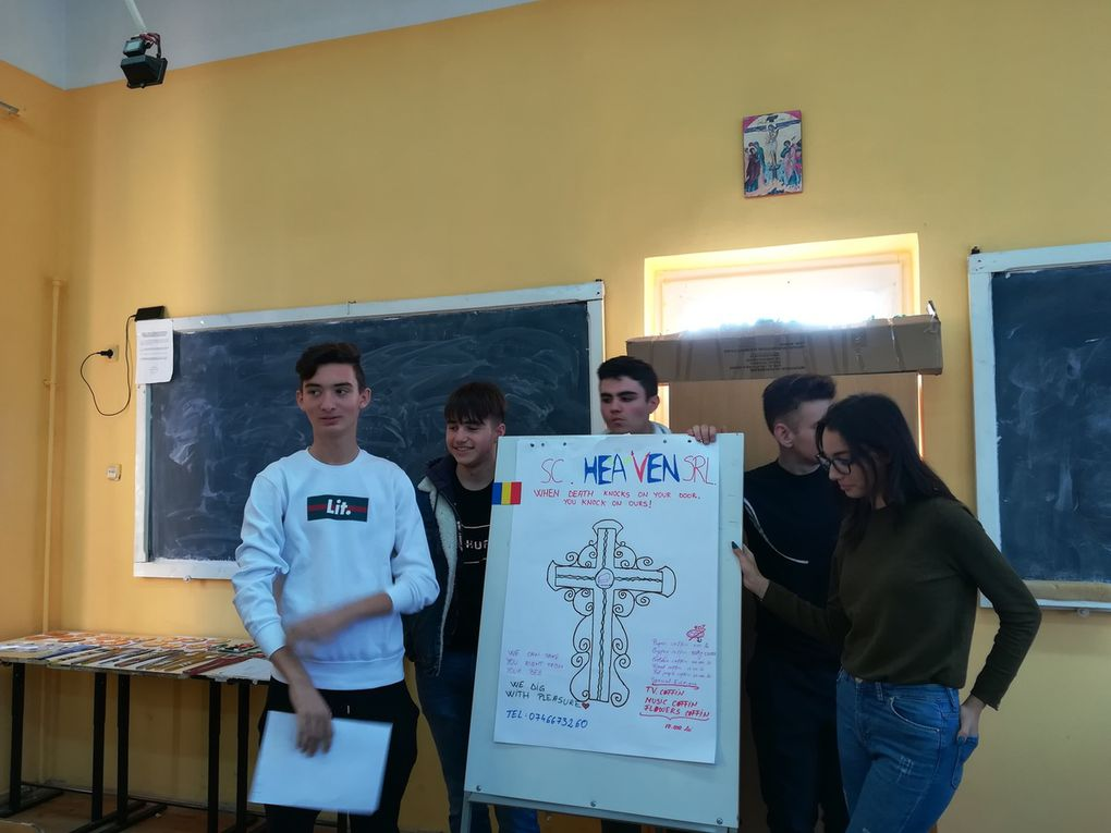 Mobility RO Developing critical thinking and entrepreneurial skills