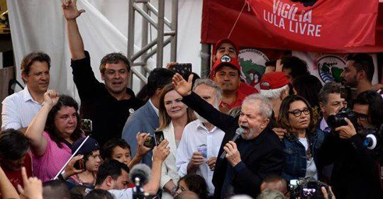 Victoire de tous les démocrates du monde : Lula est libre !