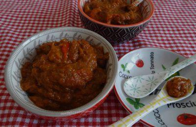 Ajvar, caviar rouge des Balkans, au M. Cuisine Connect ou pas