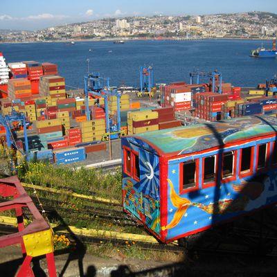 Valparaiso - Santiago