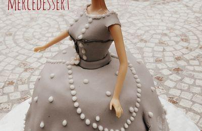Gâteau princesse Sofia