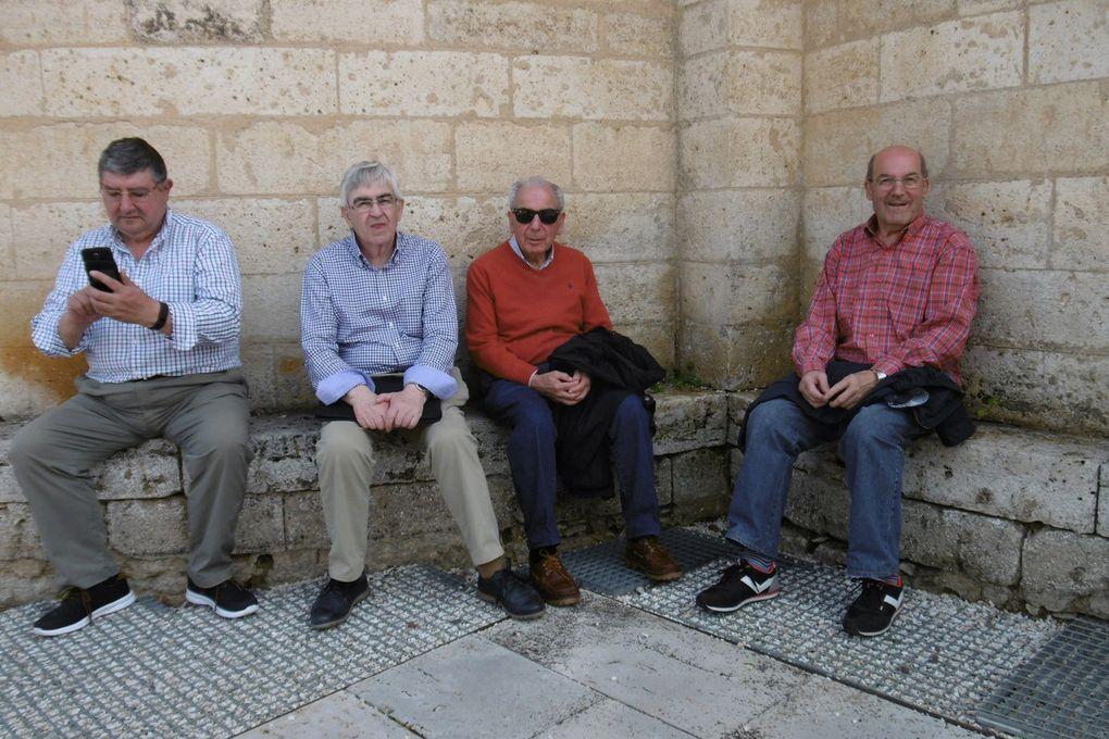 El coro parroquial por tierras palentinas