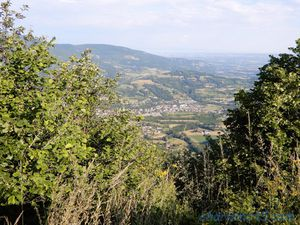 Saint Jean en Royans (Voyage en camping-car)
