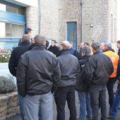 Base intermarché de Rostrenen. Les salariés contre la fermeture