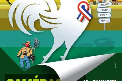 Ville sur Yron festival « Caméras des Champs » du 16 au 23 mai 2021