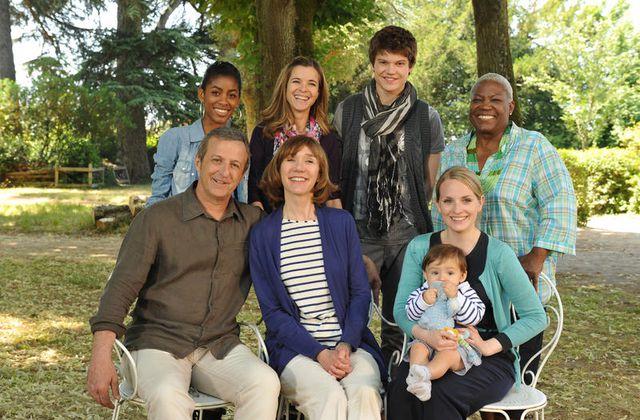 Famille d'accueil : tournage de nouveaux épisodes.