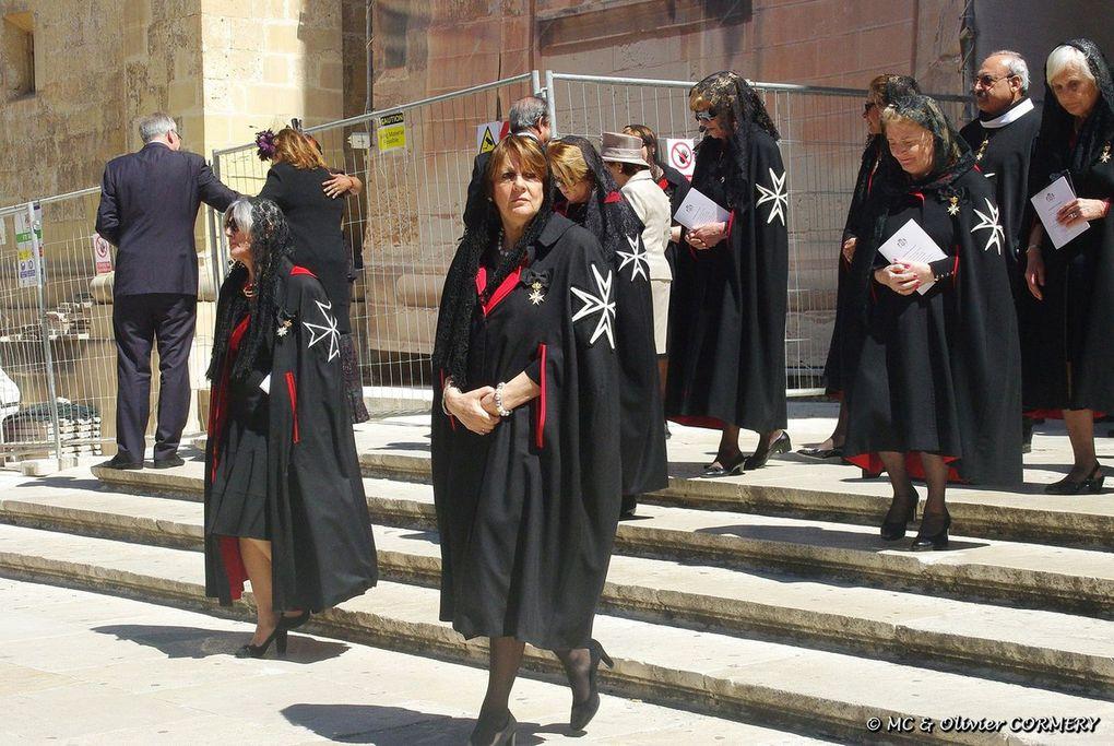 Procession de l'Odre de Malte