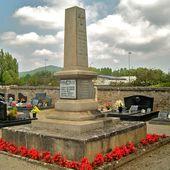 Soldats et monuments 1914 - 1918 * 1939 - 1945
