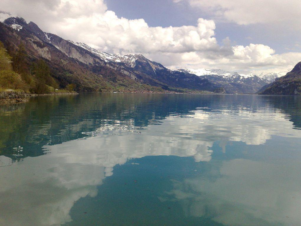 BE: Lac de Brienz & Brienzer Rothorn