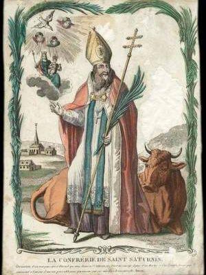 29 Novembre : San Saturnino - Preghiera e vita
