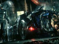 Batman Arkham Knight sera identique sur #PS4 et #XboxOne !
