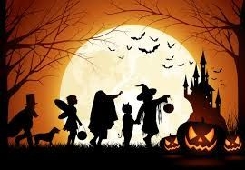 HAPPY HALLOWEEN A COLOMBES ;=)