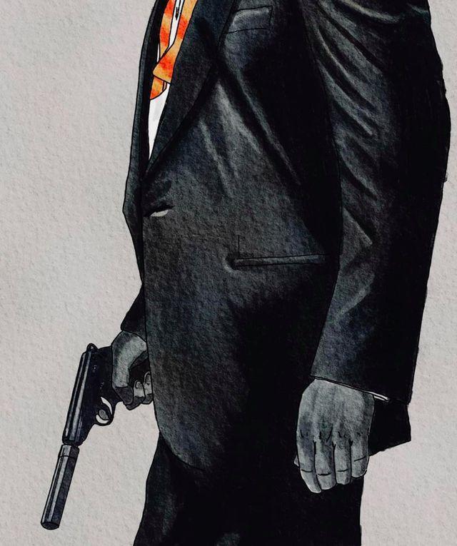 #blacksad #artwork #Blacksadmania #JuanjoGuarnido #Dessin #Dédicace #juandíazcanales #Dargaud #DarkHorseComic #NormaEditorial  #fanart #exclu #Weekly #tome6 #bd #illustration #lebescondfrancois #rusevelt_art