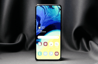 Android 10 - One UI 2.0 pour les Samsung Galaxy A40 et A80