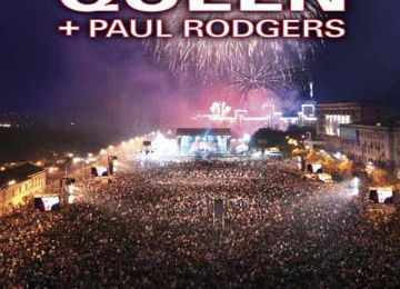 QUEEN + PAUL RODGERS - LIVE IN UKRAINE, COLLECTOR (2008)