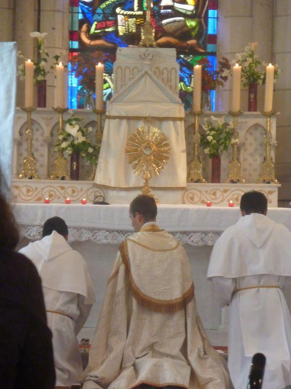 Procession du Saint-Sacrement du 29 mai 2016