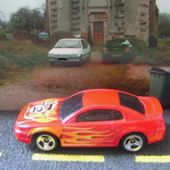 99 MUSTANG HOT WHEELS 1/64 - FORD MUSTANG 1999 - car-collector.net