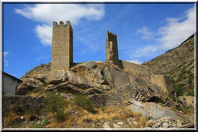 Diaporama château de Carol - Porta