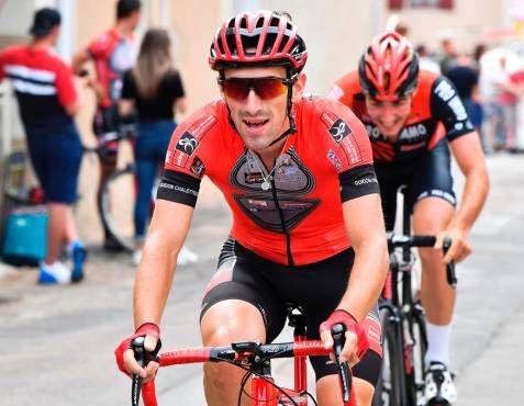 Yannick Martinez a pris la cinquième place de sa première course de la saison. © Frédéric Lonjon