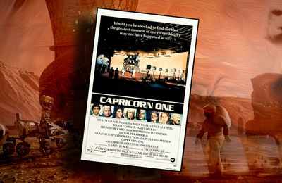 👽 Peter Hyams - Capricorn One (1977)
