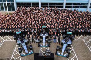 Album - Mercedes GP
