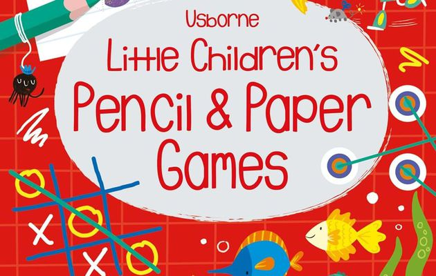 """PLAY AND LEARN AT HOME"" avec USBORNE"