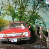 FASCICULE N°28 AMC HORNET JAMES BOND 007 L'HOMME AUX PISTOLETS D'OR - car-collector.net