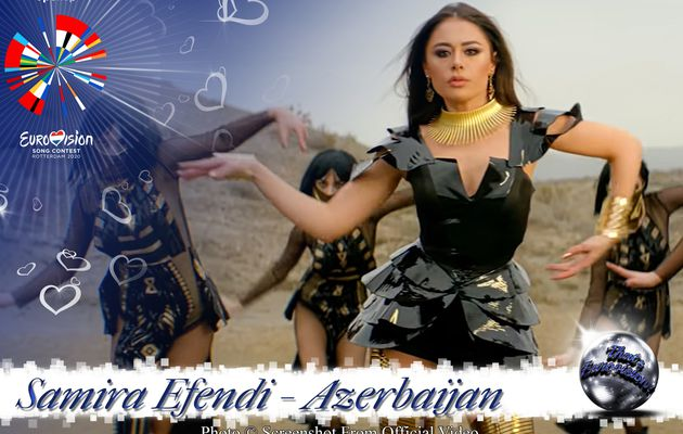 Azerbaijan 2020 - Efendi - Cleopatra