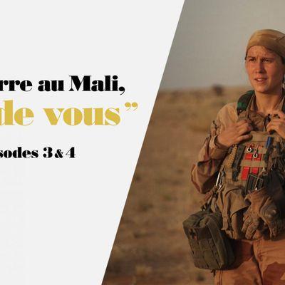 L'une des chaînes d'Etat, France 2, lance un feuilleton à la gloire de l'armée française dans sa mission néocoloniale au Mali