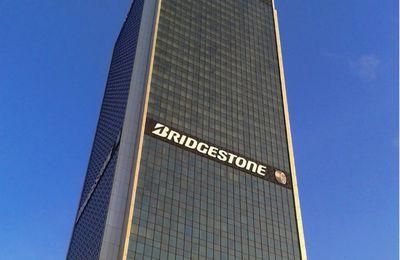 Bridgestone ferme sans tambour ni pneus brûlés