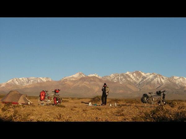 Sur la route... Chili et Argentine centre et Nord